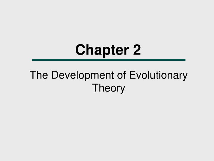a brief analysis of popular evolution theories A brief introduction to ansoffian theory and the optimal strategic performance-positioning matrix on  theories may be relevant to the analysis of a sb.