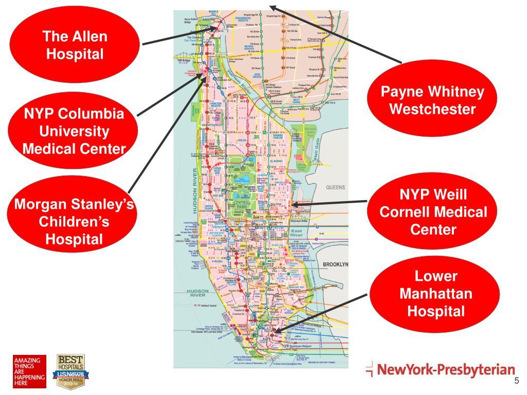 PPT - NewYork-Presbyterian Overview PowerPoint Presentation - ID:3002133