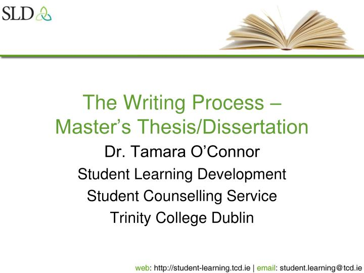 benefits of doing a dissertation As you draft your significance of the study a component of the significance of the study is to determine who benefits from (as an edd dissertation the.