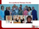 occupational therapy faculty dr gee s visit summer 2010