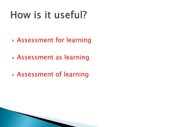 unit 3 enabling learning and assessment essay Unit 3: dtlls enabling learning and assessment types of assessment method (2)formative assessment formative assessment is often done at the beginning or during a program, thus providing the opportunity for immediate evidence for student learning in a particular course or at a particular point in a program.
