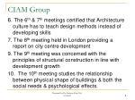 ciam group1