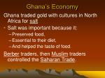 ghana s economy