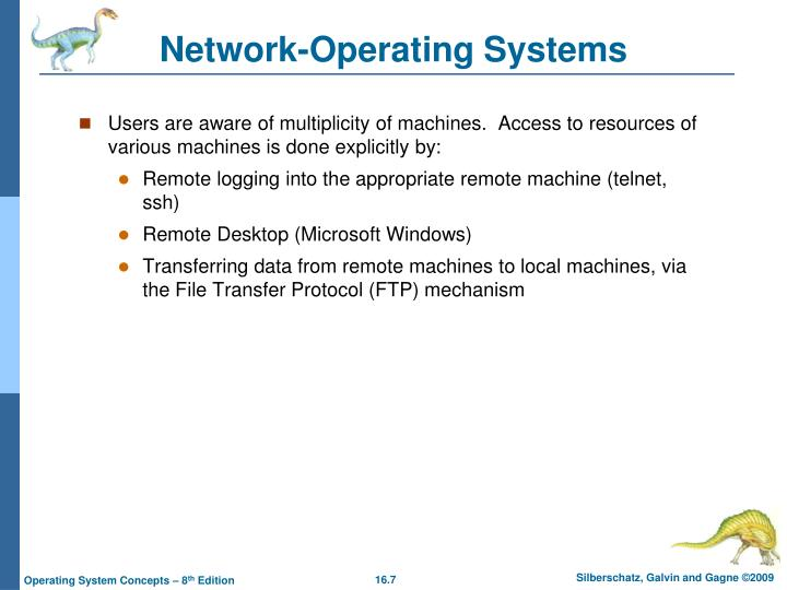 Network-Operating Systems