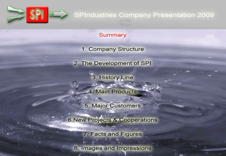 1 0 company structure