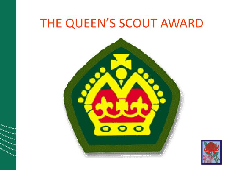 the queen s scout award n.