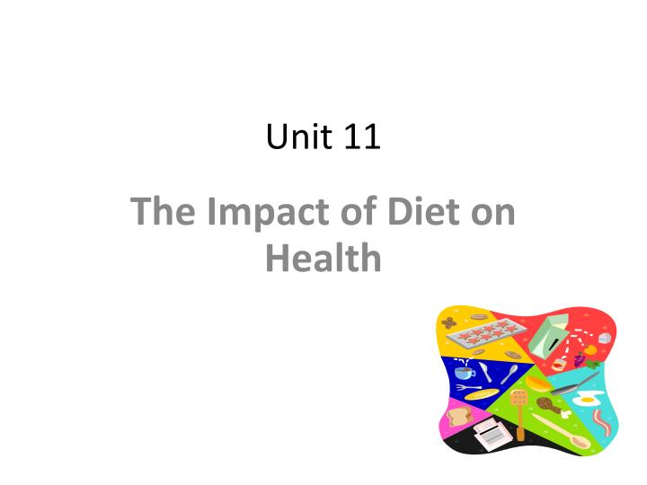 the impact of diet on health essay Here in this nutrition essay you will read about the main rules and principles of healthy diet and how to choose healthy food in order to loss weight healthy nutrition is a different notion one should observe the essential principles during the whole life, and not in a definite phase of existence.