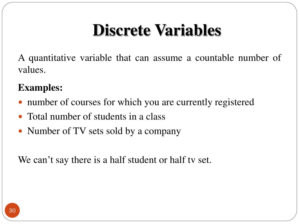 PPT - MTH 161: Introduction To Statistics PowerPoint Presentation