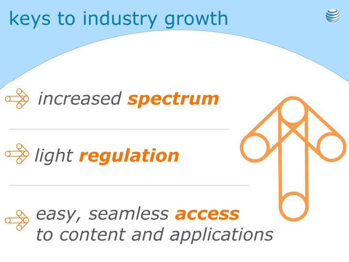 keys to industry growth