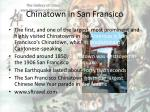 chinatown in san fransico
