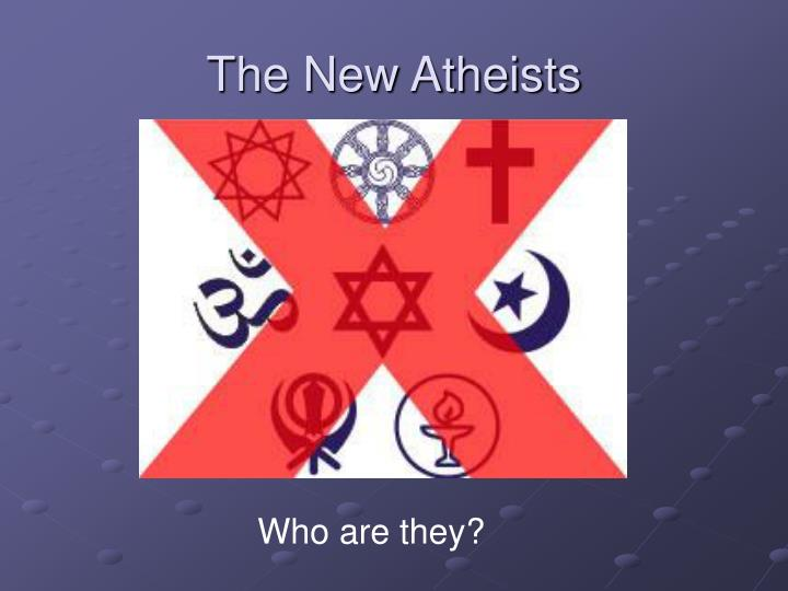 the new atheists n.