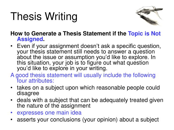 shortest time to write a thesis A process paper is a kind of writing project that aims to describe events or guides others to complete particular actions you can write this type of paper about stuff you are interested in, and at the same time, that also fits in with your instructor's requirements.