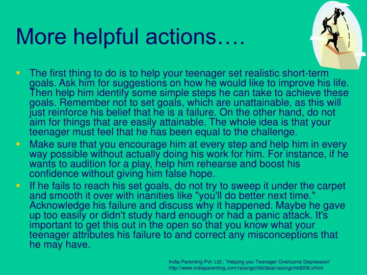 More helpful actions….