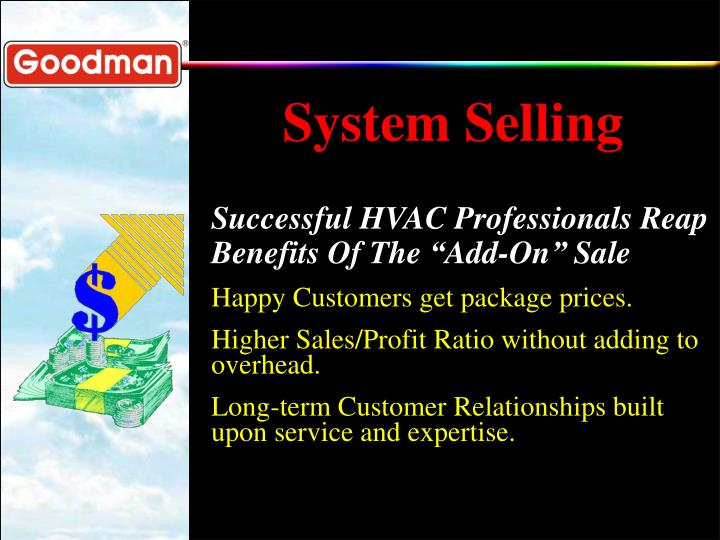 System Selling