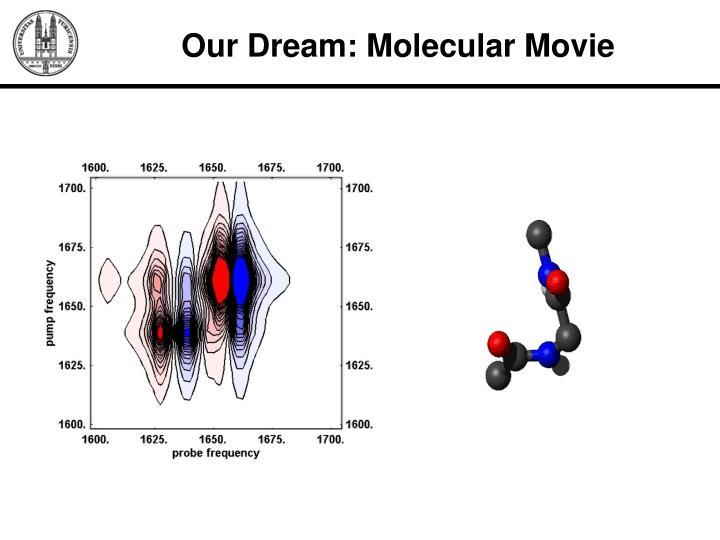 Our Dream: Molecular Movie