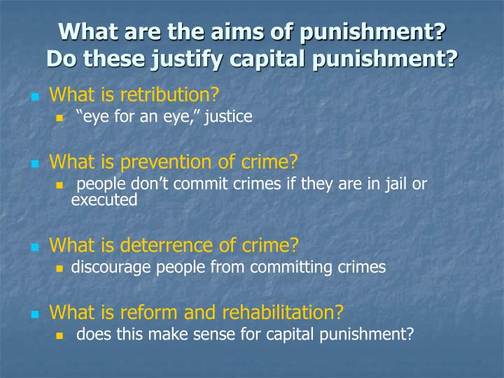deterrence of capital punishment Only adds capital punishment as a deterrent but also increases the marginal productivity of other deterrence measures in reducing murder rates.