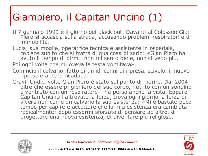 Giampiero, il Capitan Uncino (1)