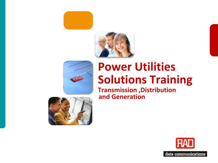 Power Utilities Solutions Training