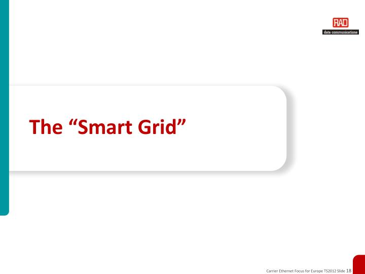 "The ""Smart Grid"""