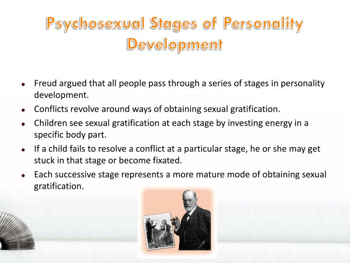 Psychosexual Stages of Personality Development