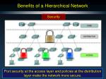 benefits of a hierarchical network4
