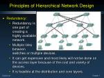 principles of hierarchical network design3
