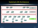 switched lan architecture1