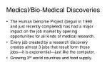 medical bio medical discoveries