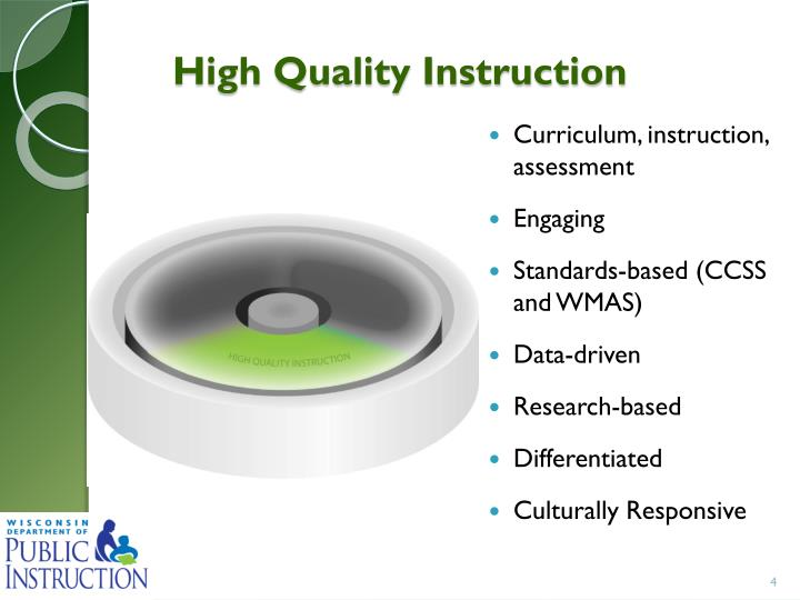 High Quality Instruction