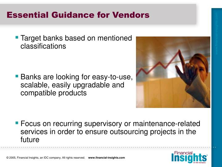 Essential Guidance for Vendors