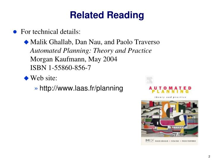 Related reading