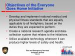 objectives of the everyone goes home initiative2
