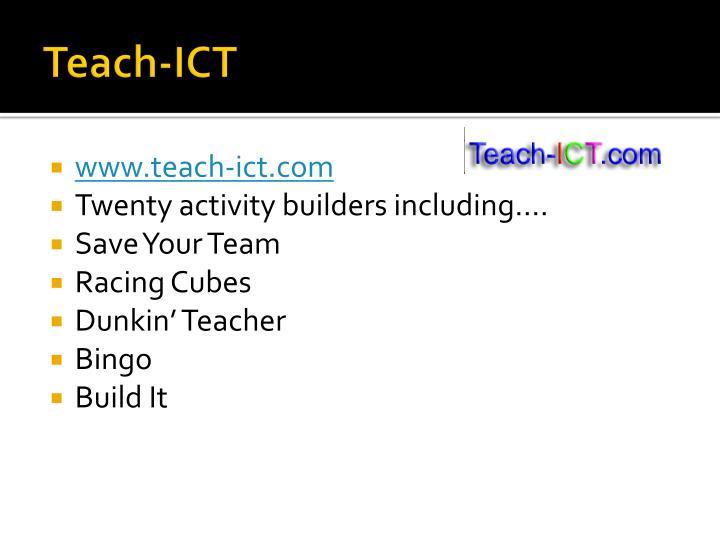 Teach-ICT