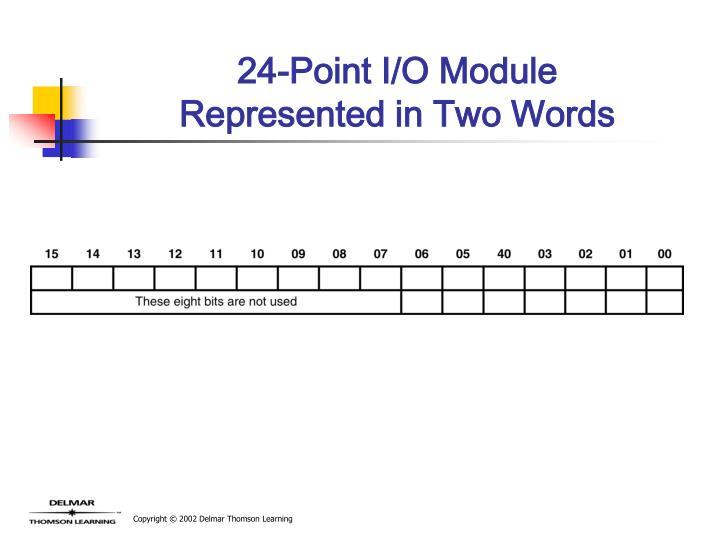 24-Point I/O Module