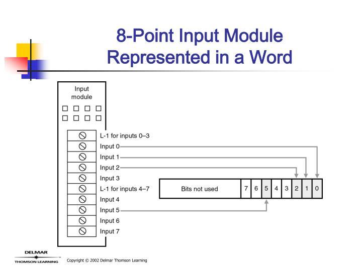 8-Point Input Module
