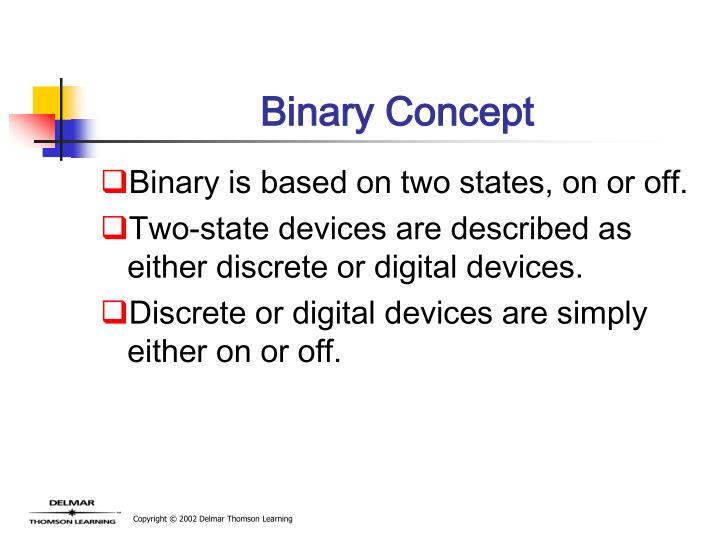 Binary Concept