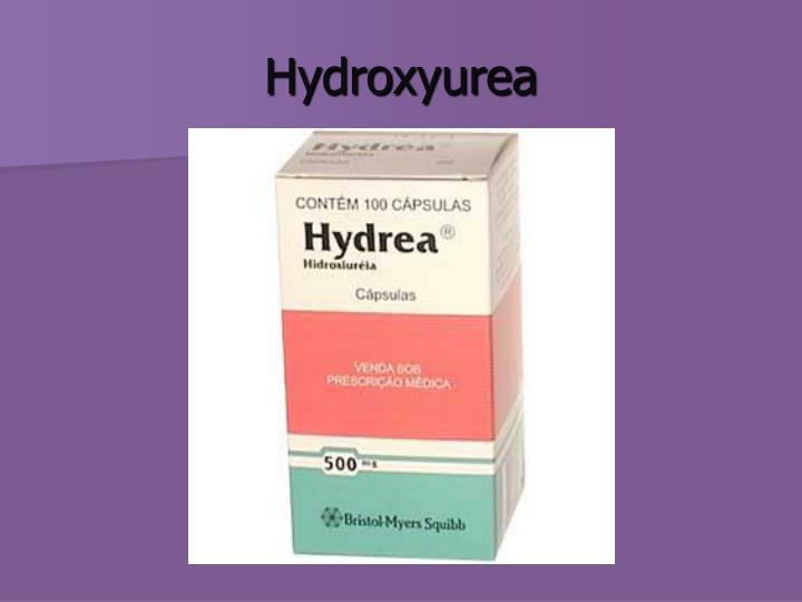 Buy Hydroxyurea Pills