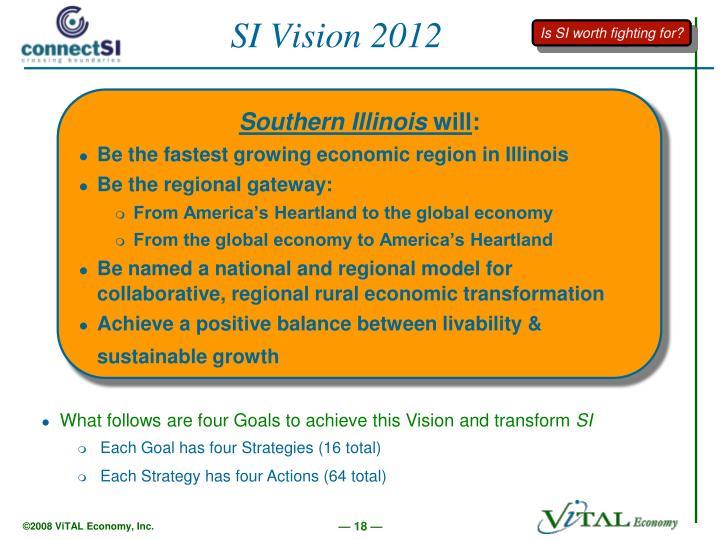 SI Vision 2012