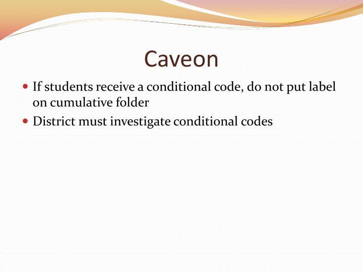Caveon