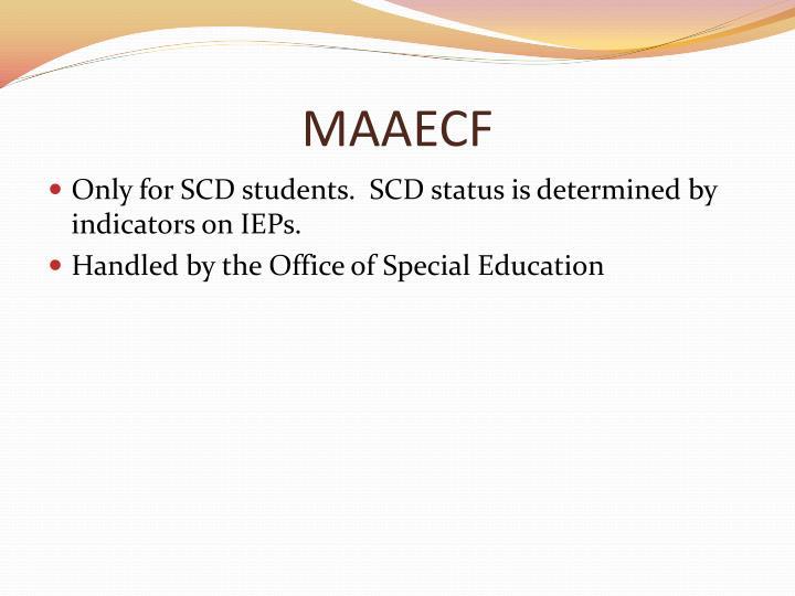 MAAECF