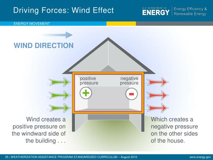 Driving Forces: Wind Effect