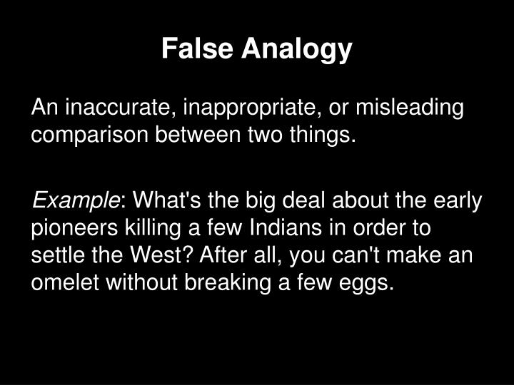Ppt Logical Fallacies Powerpoint Presentation Id3010334