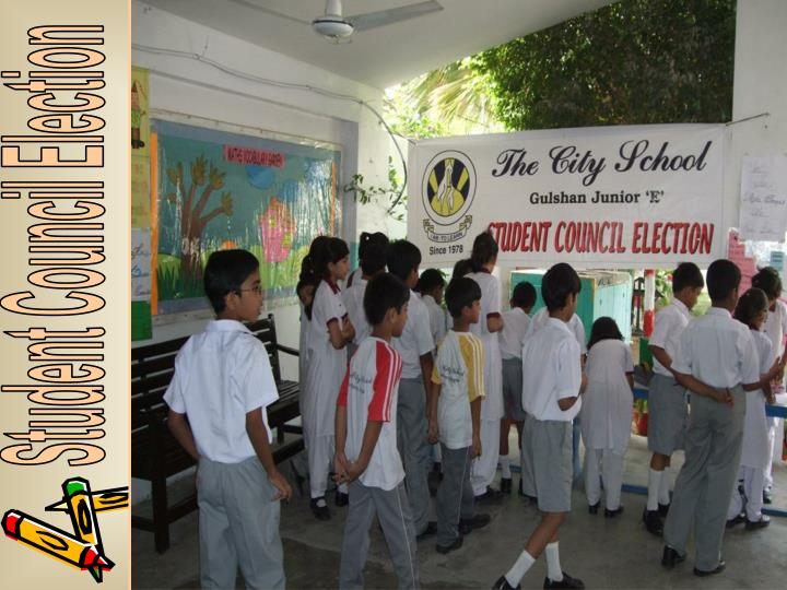 Student Council Election