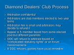 diamond dealers club process
