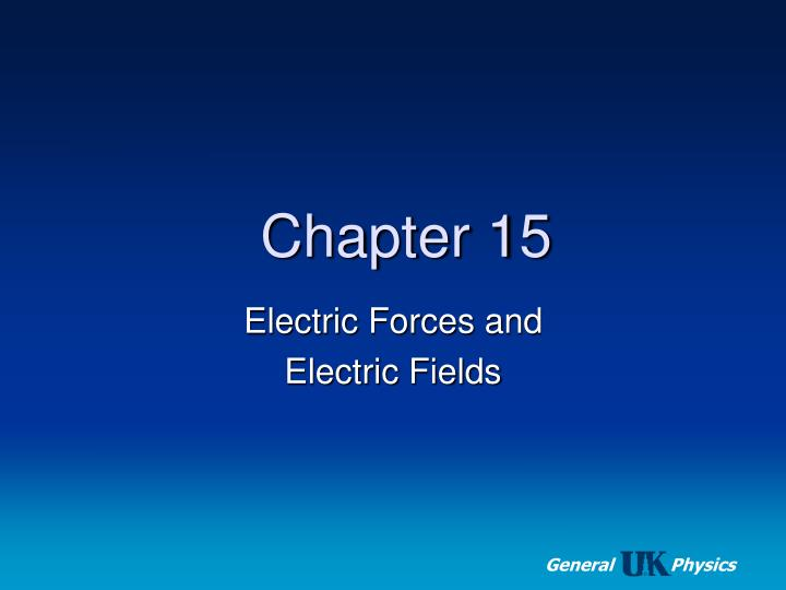 behavior of electrostatic charges