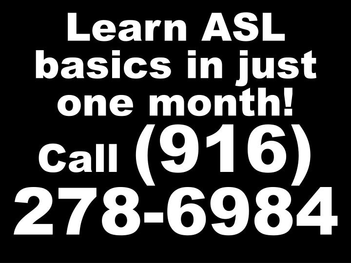 Learn ASL basics in just