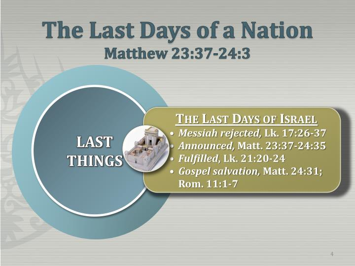 The Last Days of a Nation