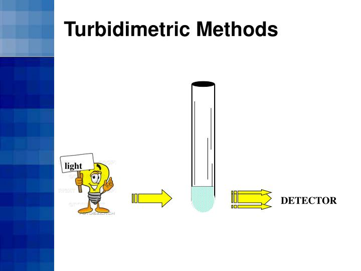Turbidimetric Methods