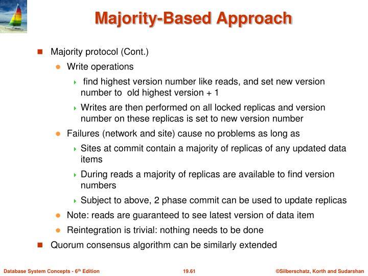 Majority-Based Approach