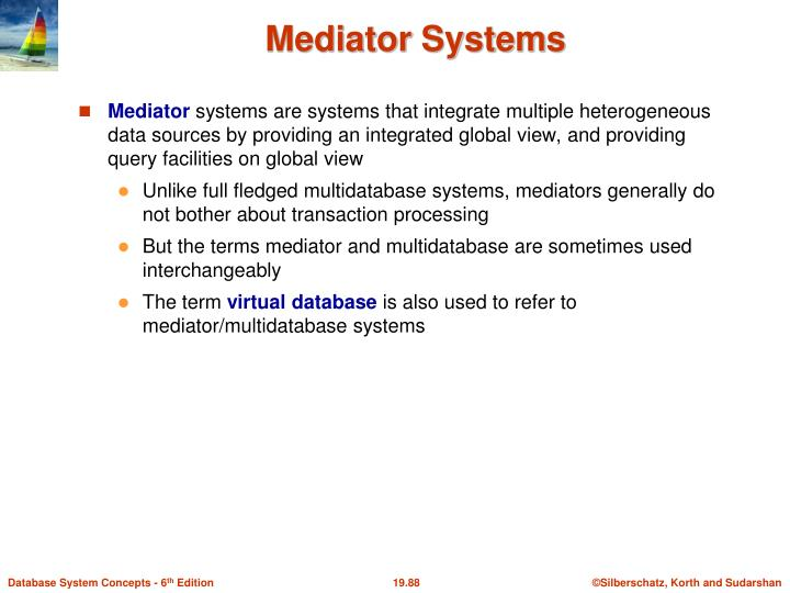 Mediator Systems